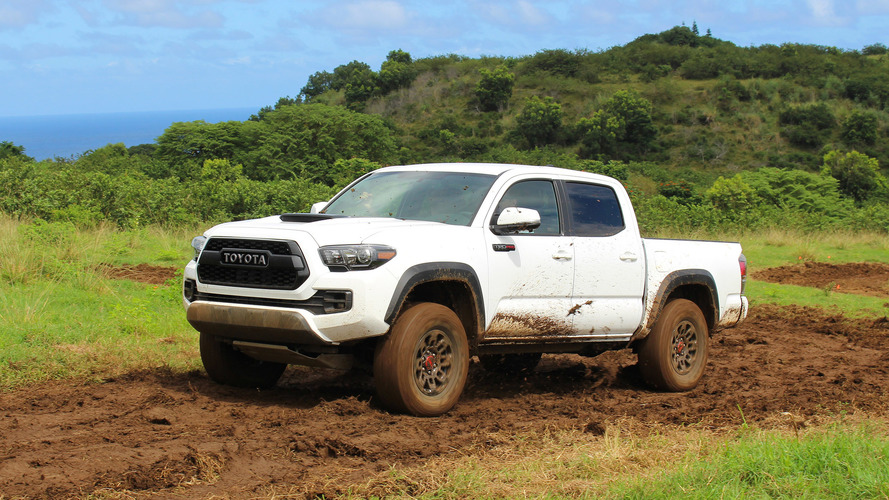 2017 Toyota Tacoma TRD Pro First Drive: No pavement, no problem