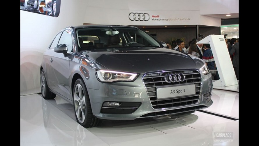 Argentina: Audi A3 é lançado pelo equivalente a R$ 72 mil