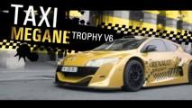 Vídeo: Renault cria super táxi com motor V6 de 400 cv em Paris