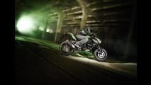 Salão de Milão: Kawasaki mostra Z300, versão naked da Ninjinha