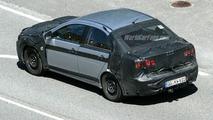Mitsubishi Lancer Spy Photo