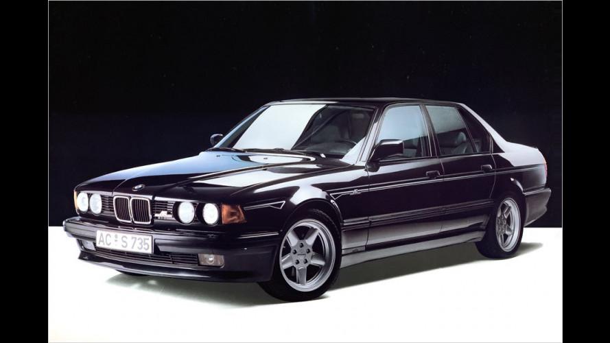 25 Jahre BMW-Tuning