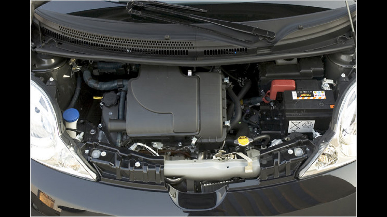 Bester Motor unter einem Liter Hubraum<br><br>1,0-Liter-Benziner von Toyota