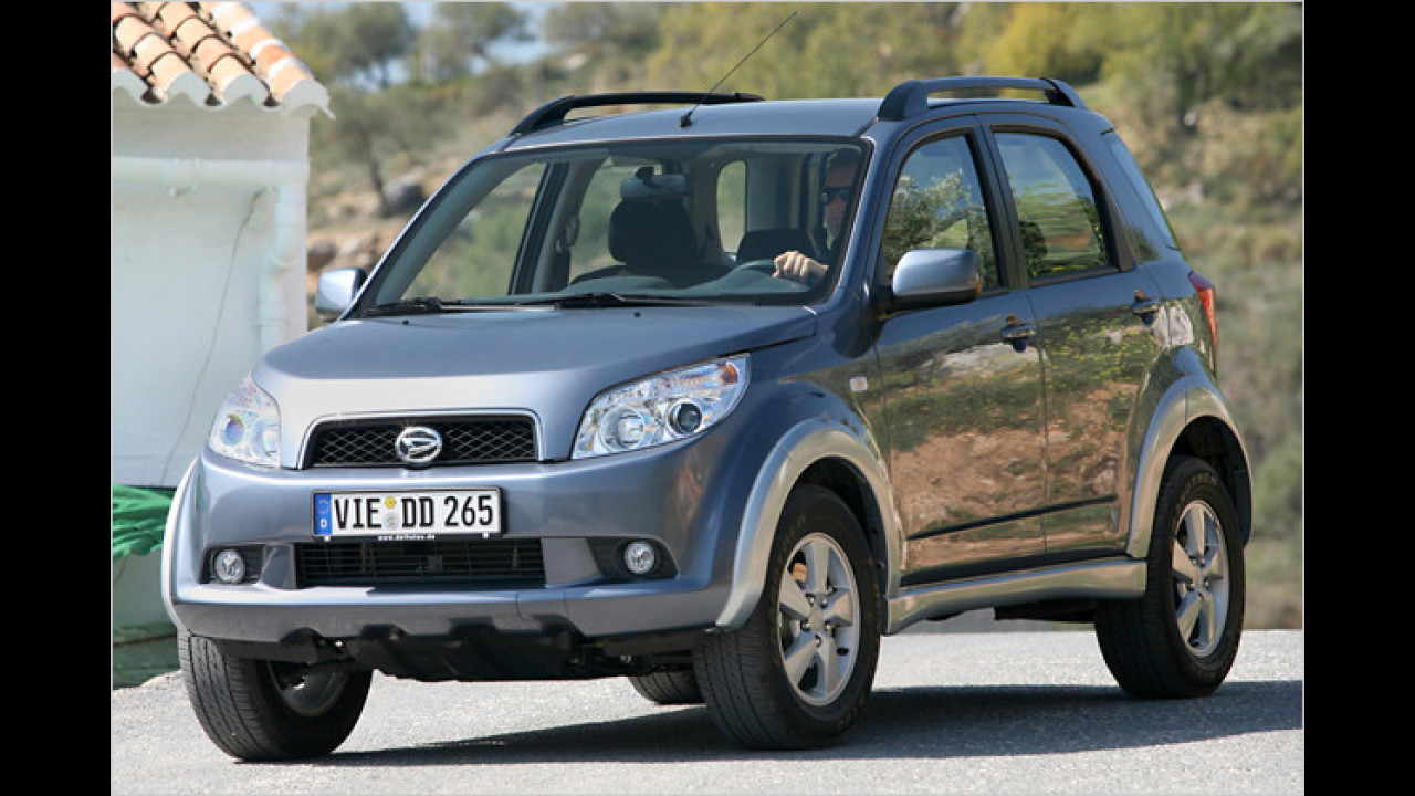 Daihatsu Terios 1.5 2WD