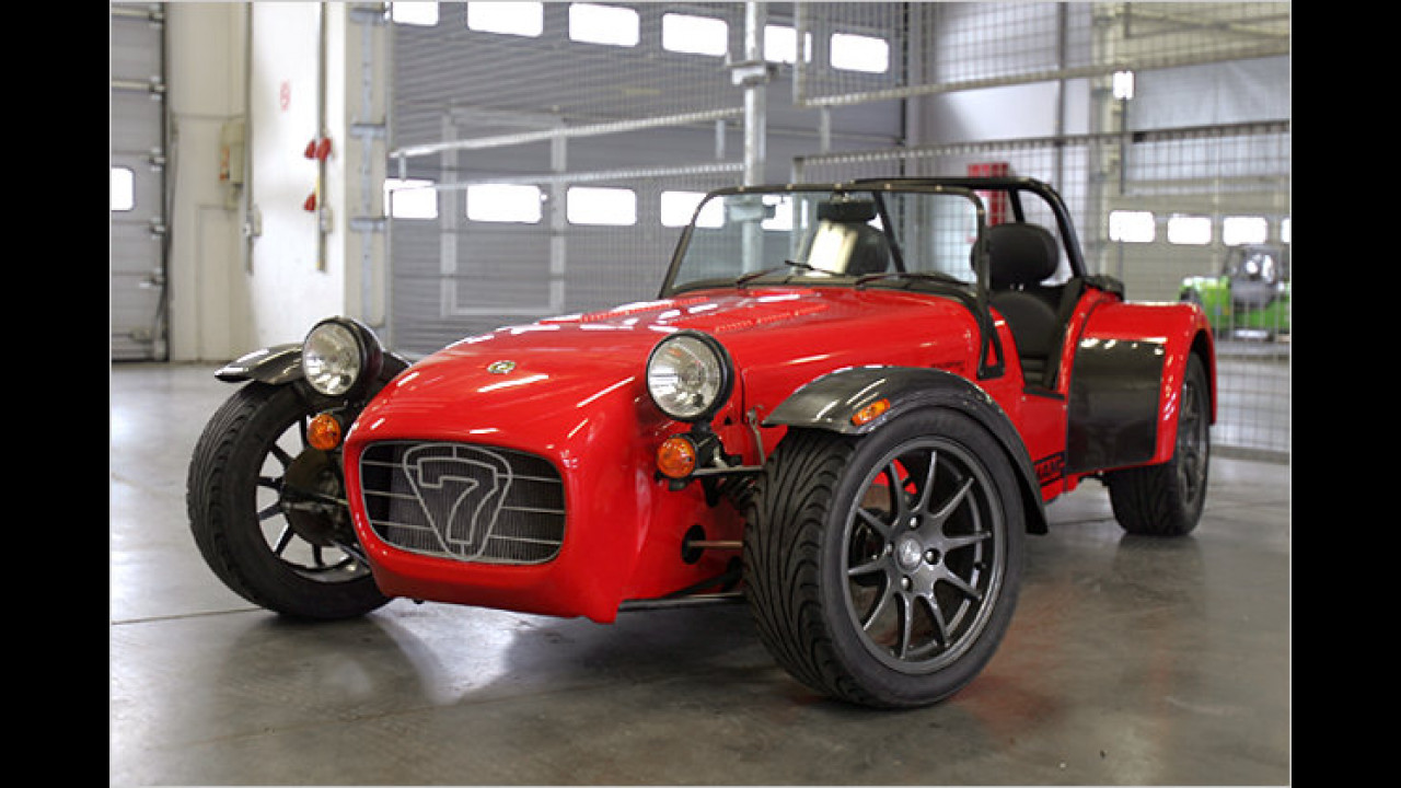 Caterham 7 Roadsport 175