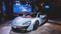 McLaren 570GT launch event in Hong Kong