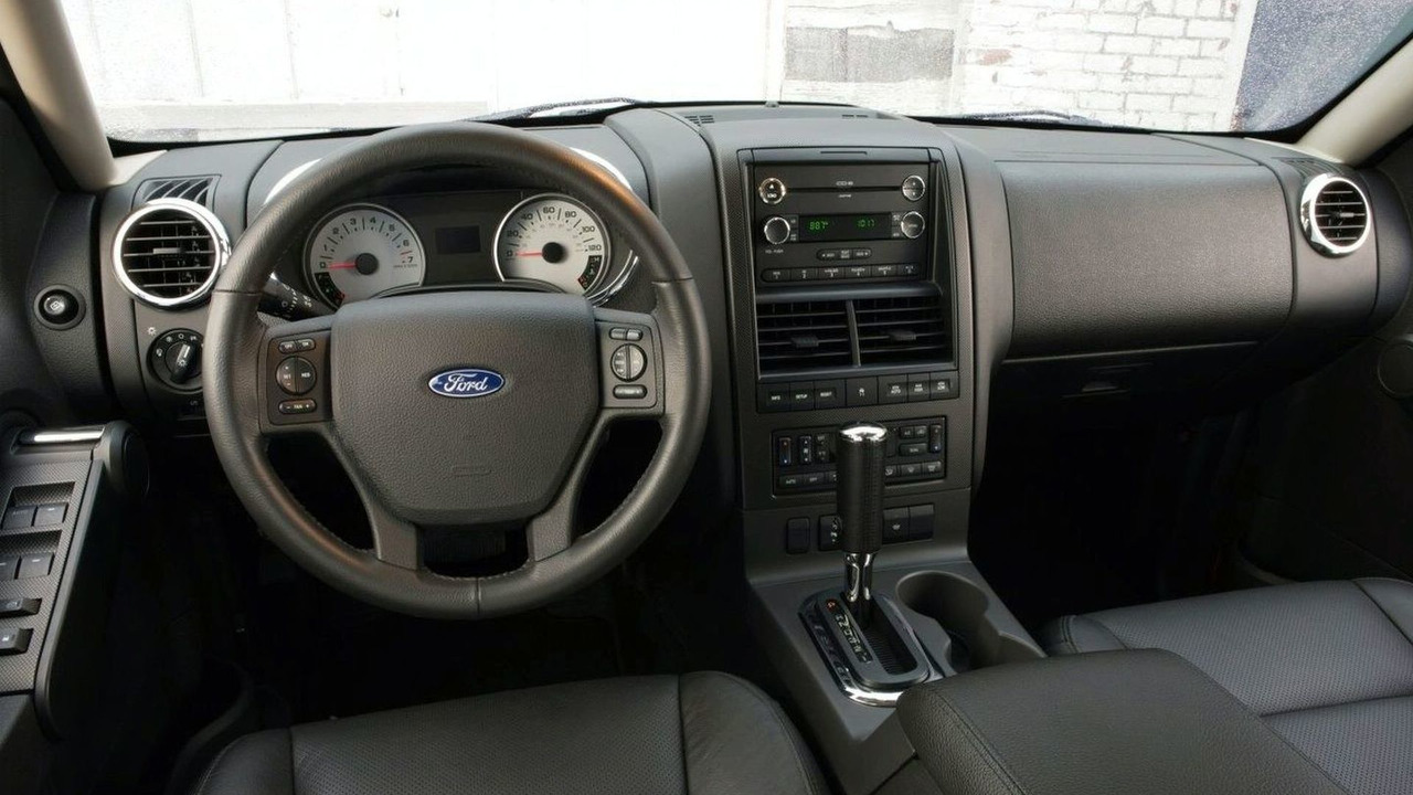 2008 Ford Sport Trac Adrenalin