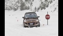 OmniAuto.it School Snow, la frenata