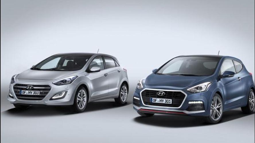 Hyundai i30, ora cambia faccia e mette il Turbo