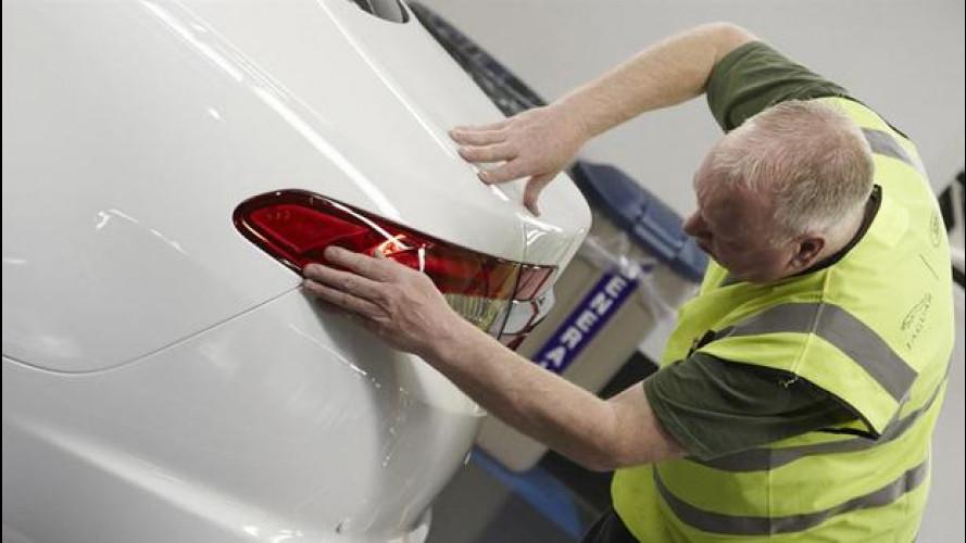 Jaguar, 1.100 posti di lavoro per i nuovi modelli