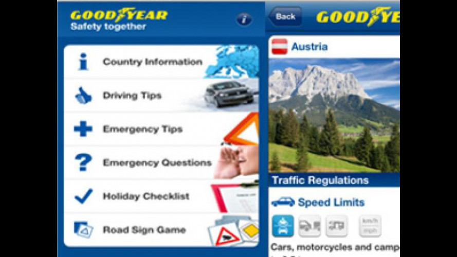 Viaggiare in auto all'estero, tutte le informazioni in una App