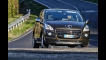 Peugeot 3008 HYbrid4 99g - TEST