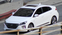 Hyundai Ioniq spy photo