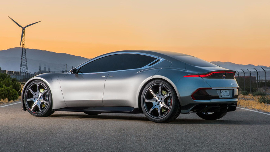 Fisker EMotion 2018