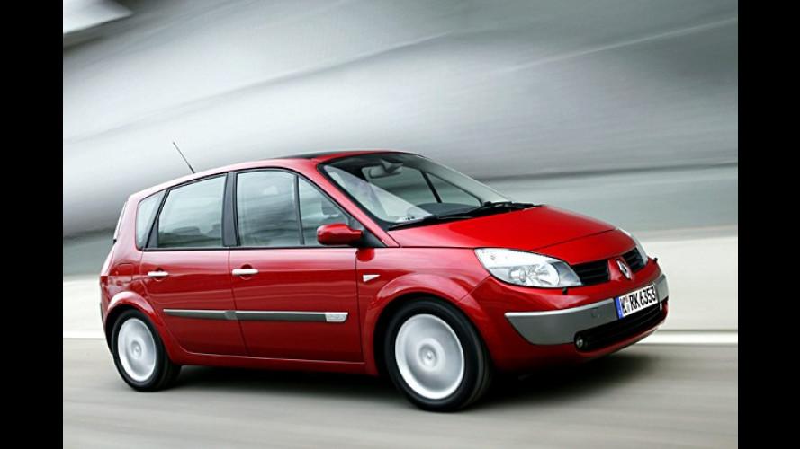 Sparen bei Renault: ,Rackerwochen