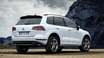 Second-generation VW Touareg