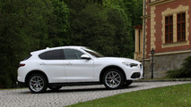Alfa Romeo Stelvio Hazai Bemutató