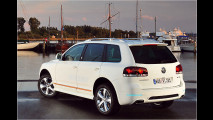 VW Touareg ,North Sails