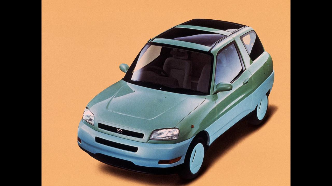 Toyota Rav4, foto storiche
