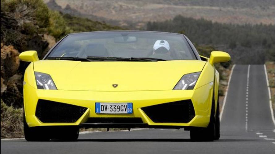 Lamborghini Gallardo, il Toro dei record