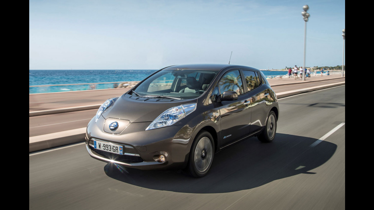 Nissan Leaf MY 2016