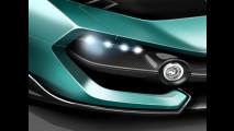 Torino Design, i primi disegni della nuova supercar