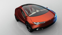 Ë-Auto Ë-concept previewed for Frankfurt showing innovative doors[video]