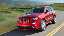 euro-spec Jeep Grand Cherokee SRT8 01.09.2011