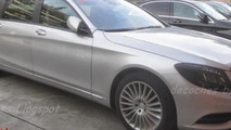 2014 Mercedes-Benz XL plug-in hybrid spy photo 20.10.2013