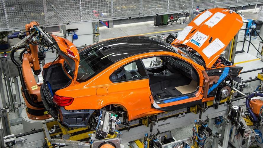 BMW M3 Coupe production ends
