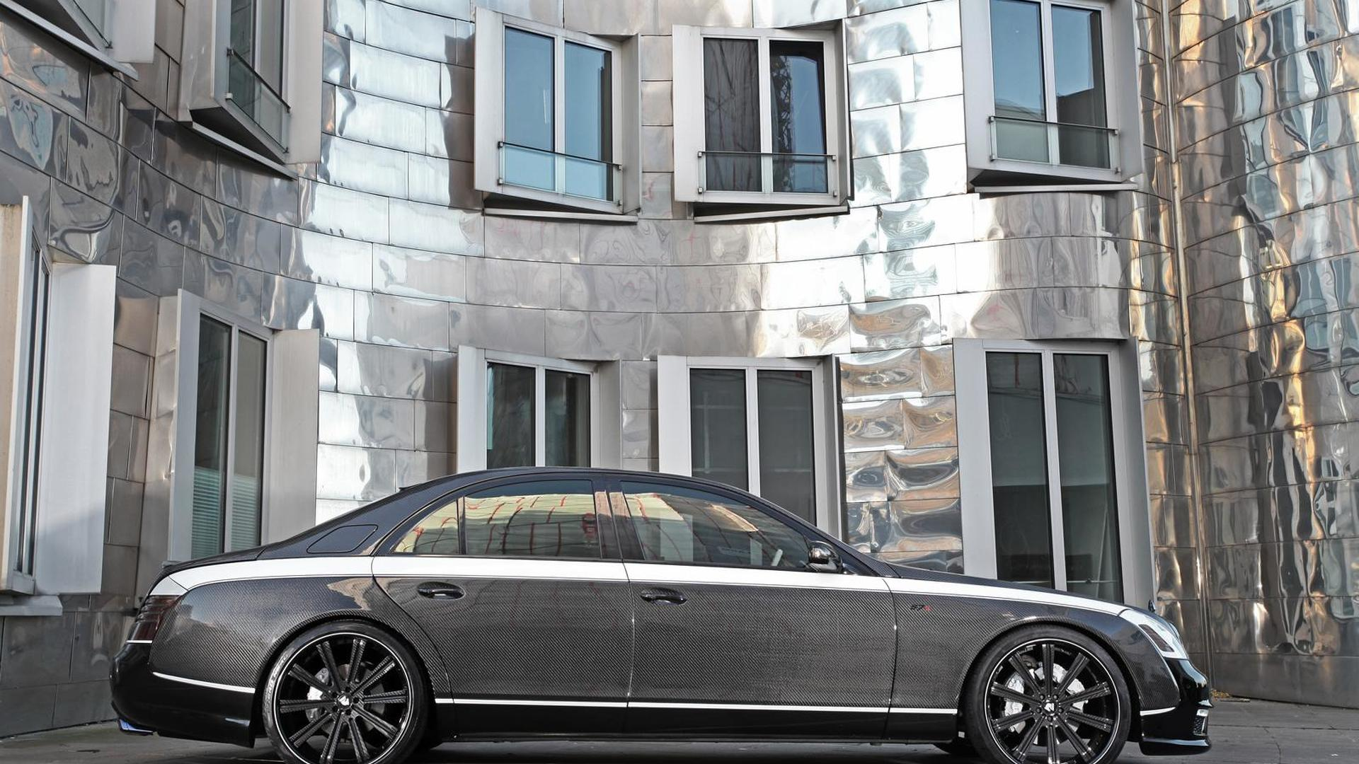 Тюнинг Maybach 57S от Night Luxury