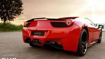 Ferrari 458 Spider Elegante by DMC 16.7.2013
