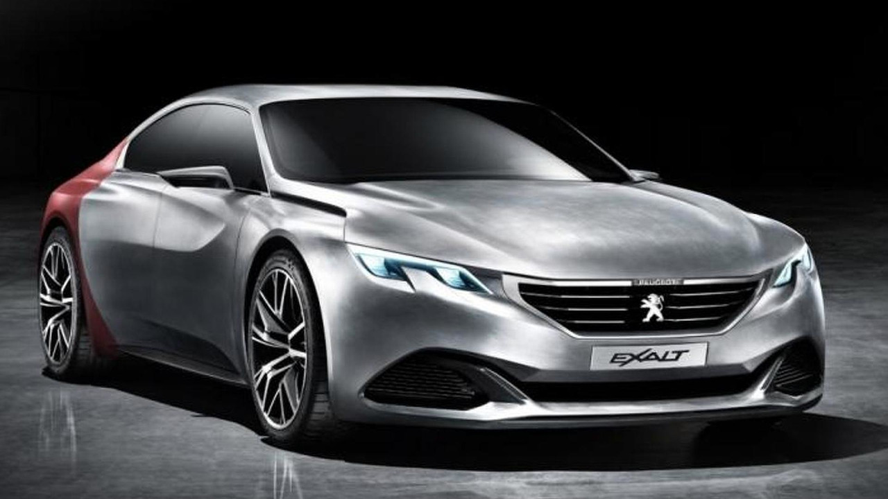 peugeot 408 gt four door coupe in the pipeline. Black Bedroom Furniture Sets. Home Design Ideas