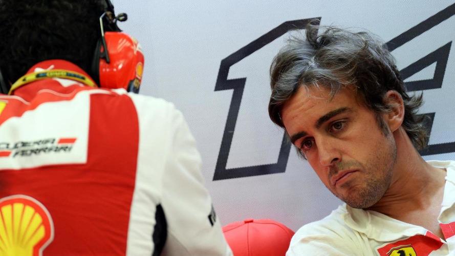Ferrari 'not doing a good job' in 2014 - Alonso