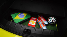 MINI Paceman GoalCooper revealed, celebrates the World Cup