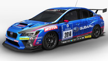 2014 Subaru WRX STI race car