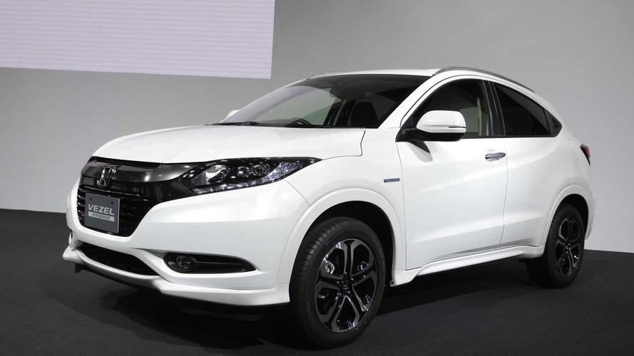 Honda Vezel hitting stateside next year, Europe in 2015
