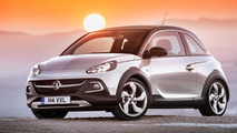 Opel Adam Rocks production version