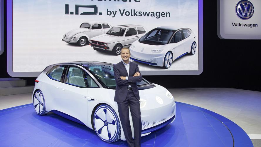 Volkswagen I.D. de produção poderá se chamar Neo