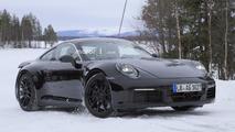 2019 Porsche 911 casus fotoğraf