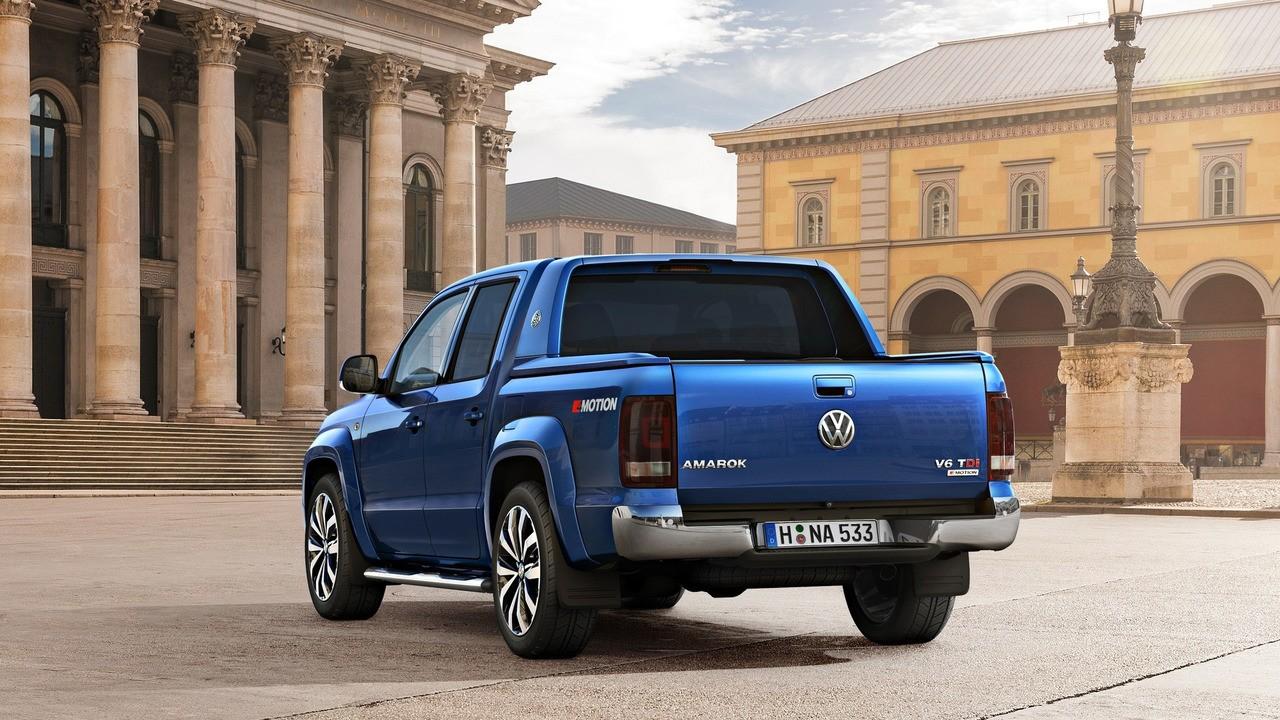 VW revela nova Amarok 2017 com inédito motor V6 a diesel