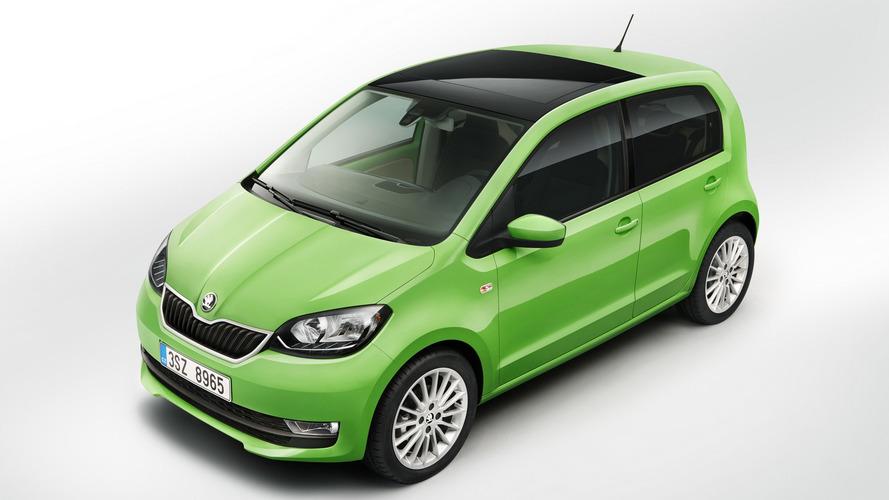 Primo do VW up!, Skoda Citigo mostrará reestilização em Genebra