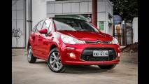 Citroën oferece taxa zero para linhas C3, C4 Lounge e Aircross