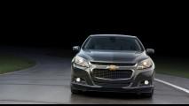 Novo Chevrolet Malibu 2016 será revelado em abril - veja teaser