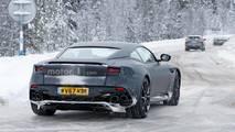 Aston Martin Vanquish Spy Photo