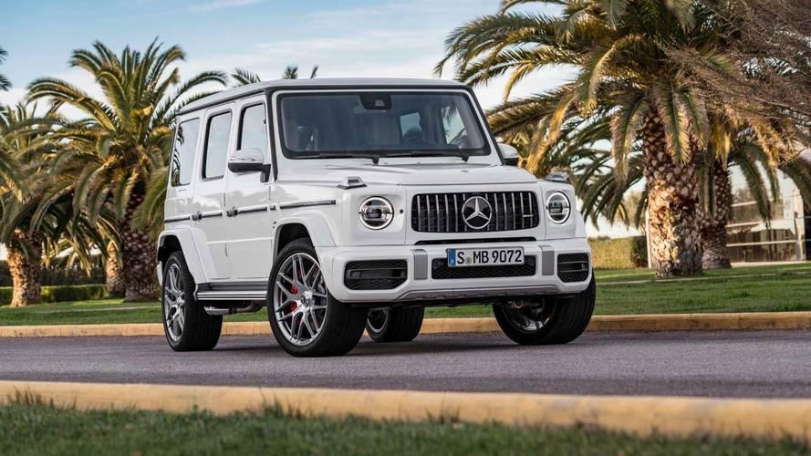 Mercedes-AMG G 63 2019