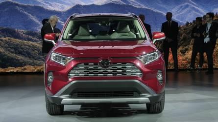Toyota dévoile le nouveau RAV4