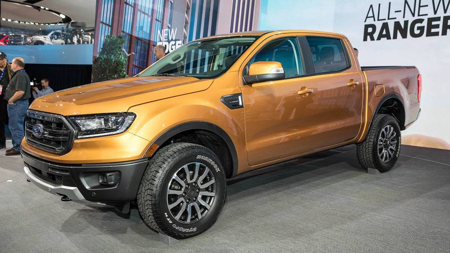 Ford Ranger Returns To U.S. With Turbo Power