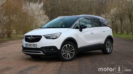 Essai Opel Crossland X : 1.6 Diesel 120 ch - Encore légitime ?