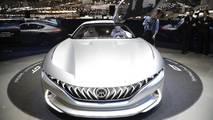 Pininfarina HK GT at the 2018 Geneva motor show